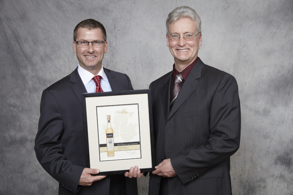 White Wine of the Year Award: