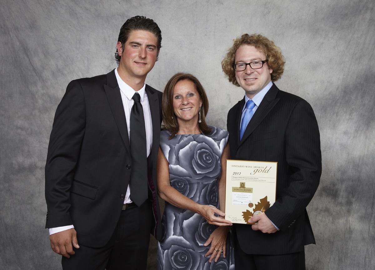 Gewurztraminer Award: