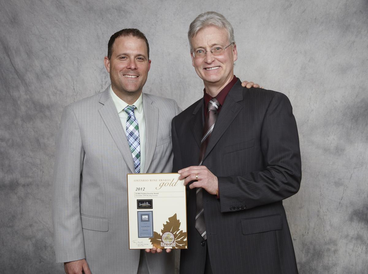 Vinifera Icewine Award: