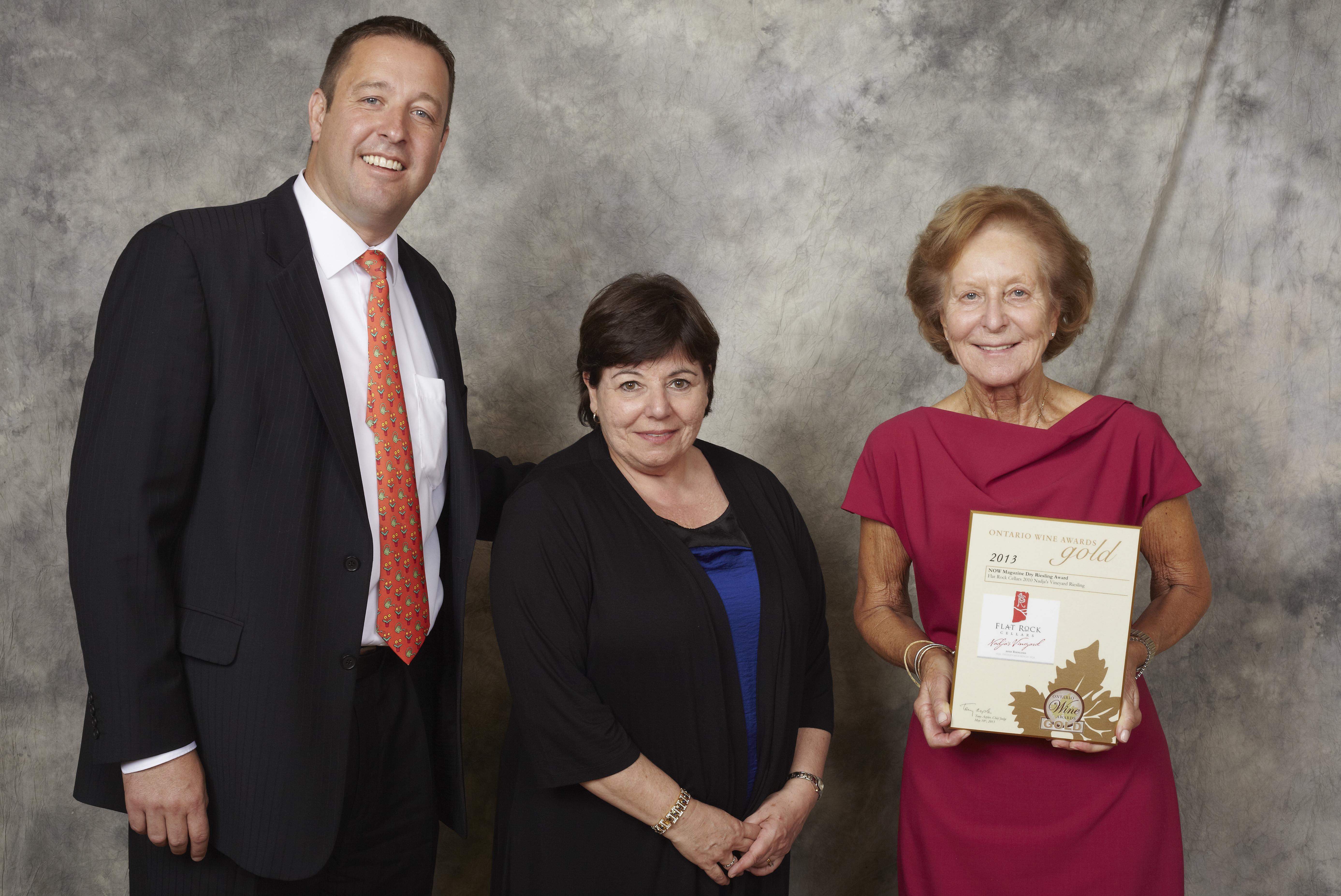 Dry Riesling Award: