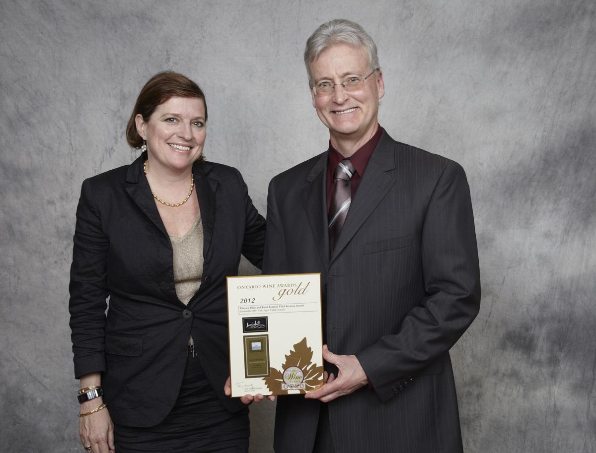 Vidal Icewine Award: