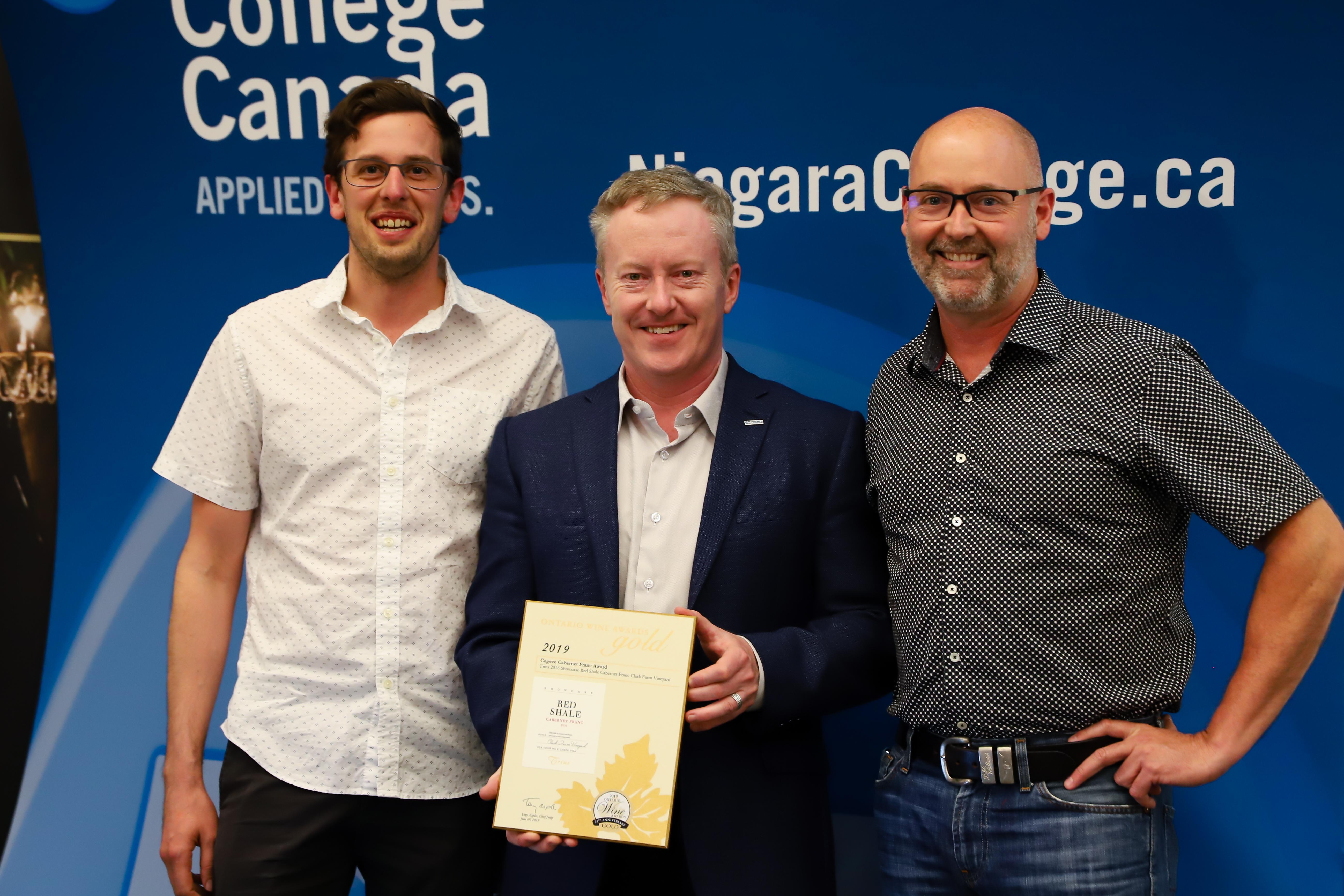 Cabernet Franc Award: