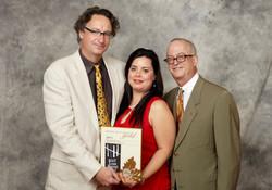 Blended Red Award: