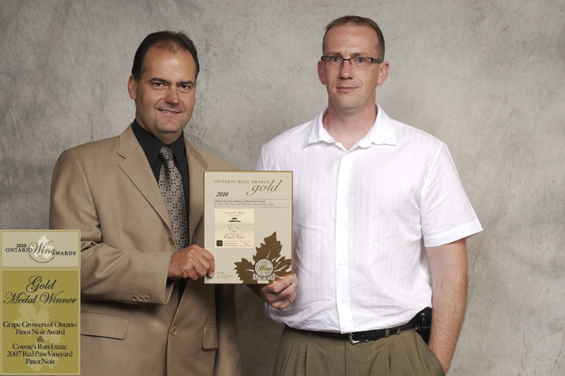 Pinot Noir Award: