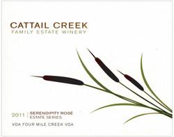 Cattail Creek Estate-2013-SILVER