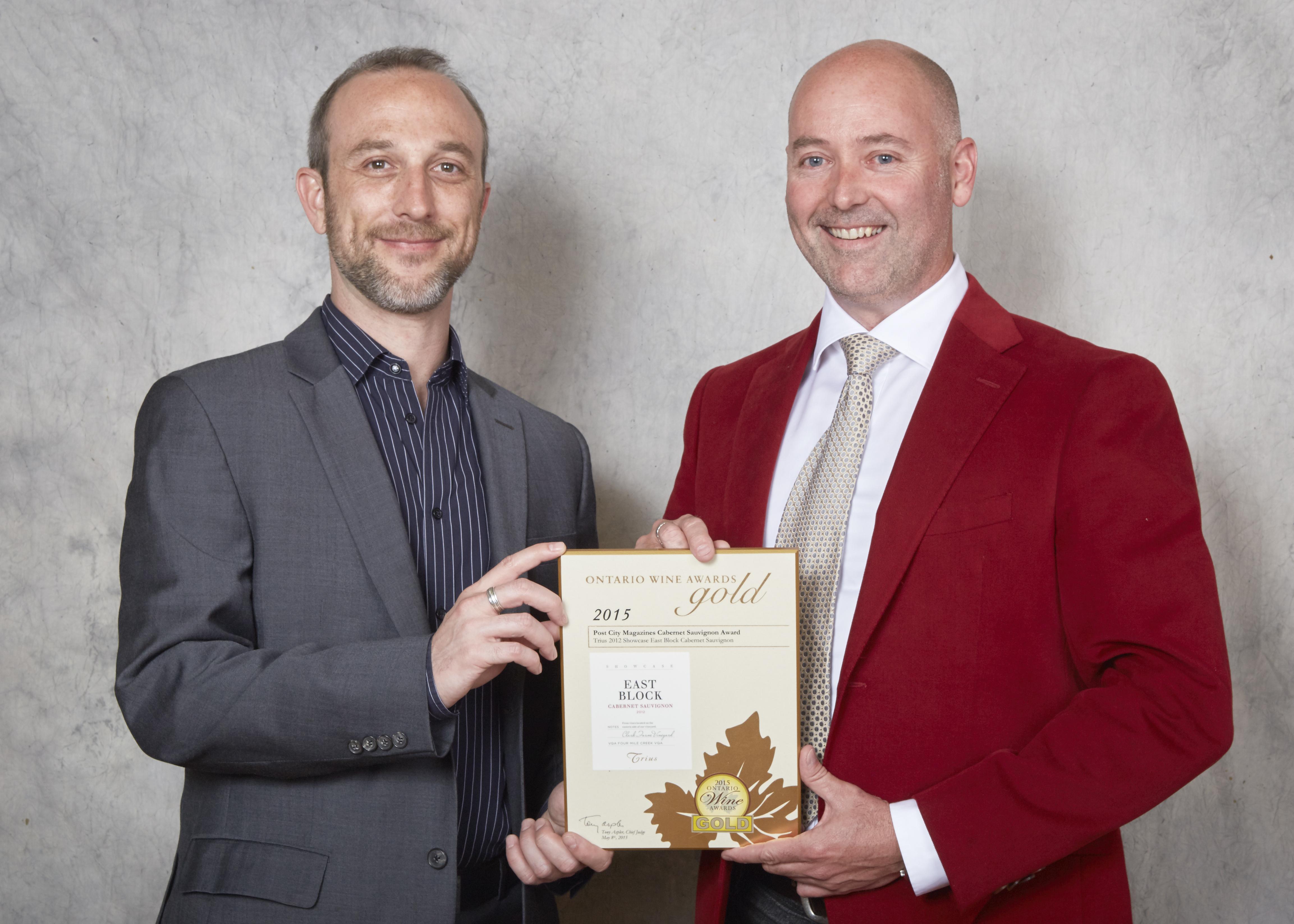 Cabernet Sauvignon Award: