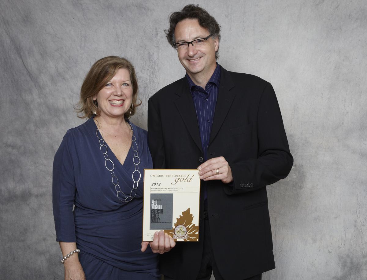 Dry White Varietal Award: