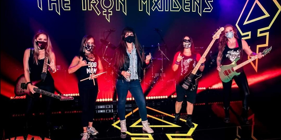 The Iron Maidens LIVE w/ Füsebox