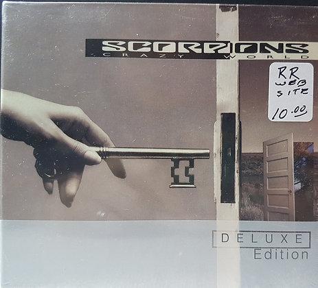 Scorpions - Crazy World (CD)