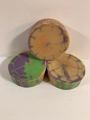 Kaleidoscope Baby Powder Soap