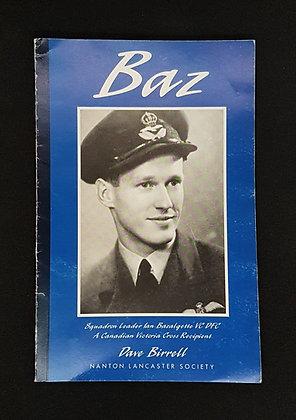 Baz Book by Dave Birrell