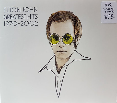 Elton John - Greatest Hits 1970-2002 (CD)