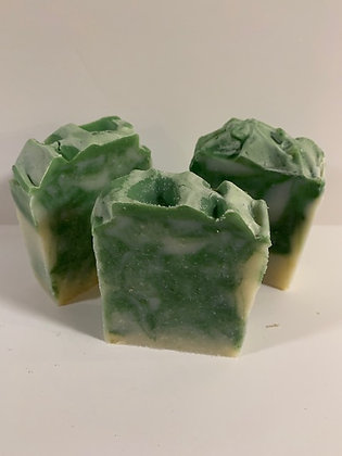 Cucumber Soap with Aloe