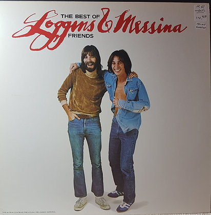 Loggins and Messina - The Best of Friends (Vinyl)
