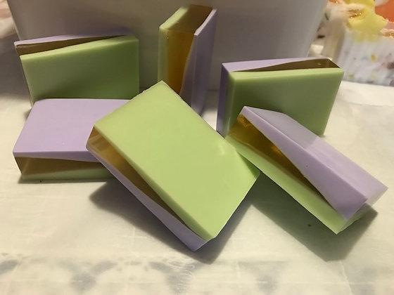 Lavender, Honey & Green Tea Soap