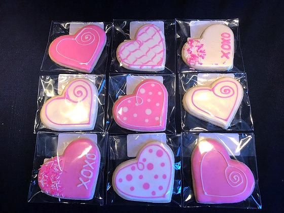 Big Heart Cookies