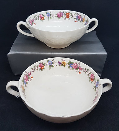 Solian Ware - Double Handed Soup Cups