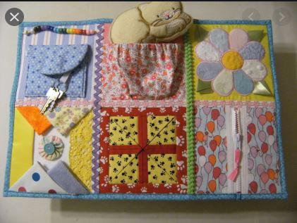 Annie's Fidget Quilts©