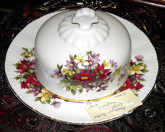 Paragon Butter Dish w/lid