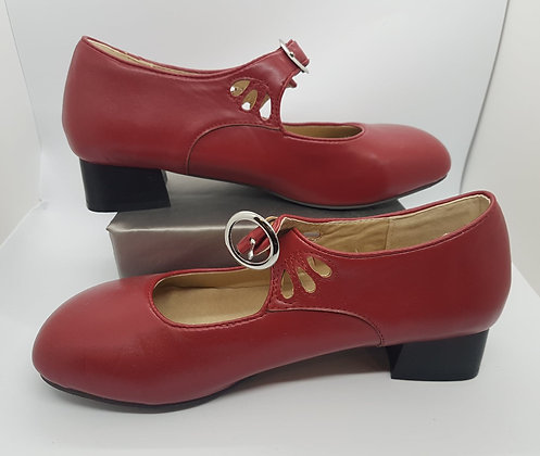 Vintage Shoes - Red