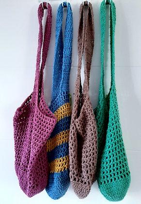 Mesh Tote Bags - 55/45
