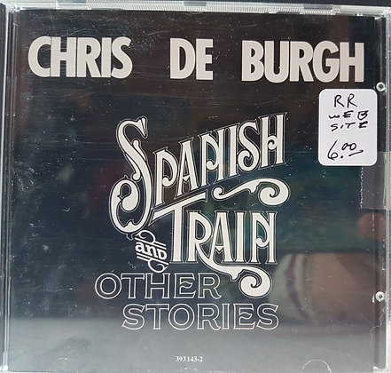Chris De Burgh - Spanish Train and Other Stories (CD)