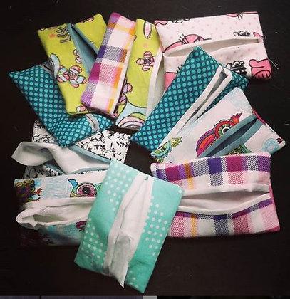 Tissue Pouches