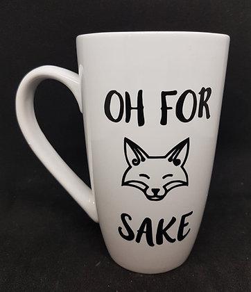 Mug - Oh For Fox Sake
