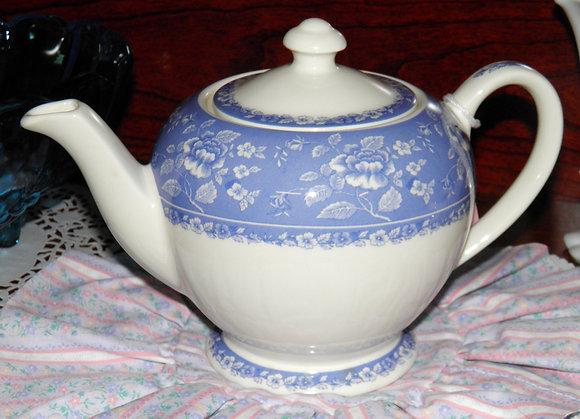 Queens English Tea Pot