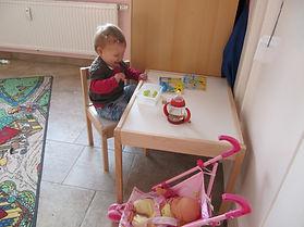 Sitzgruppe fü Kinder