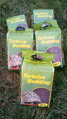 Tortoise Bedding von Lucky Reptile