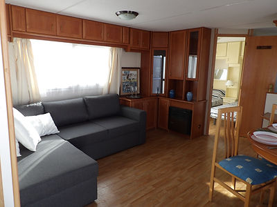 albir oasis park two bedroom mobile home lounge
