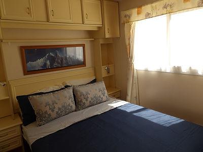 albir oasis park two bedroom mobile home master bedroom