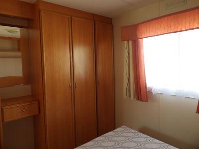 Alucasa 6740 R3P9 double bedroom wardrob