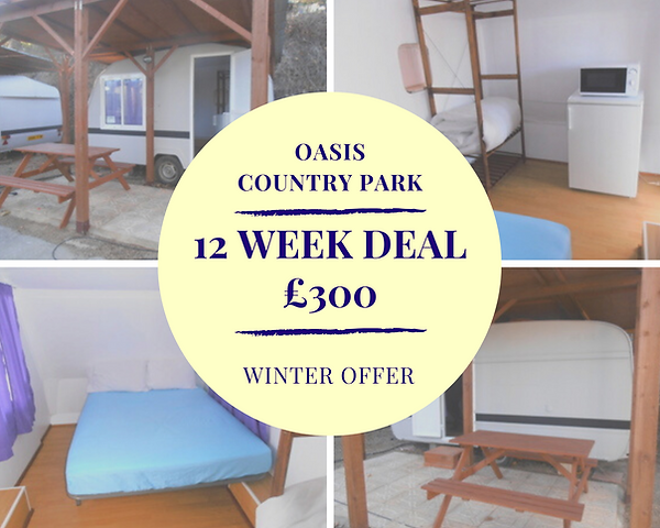 oasis country park winter offers