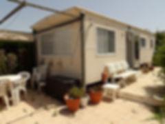 albir oasis park one bedroom mobile home near benidorm