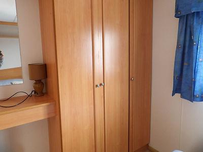 Alucasa 8000 R12P5 double bedroom wardro