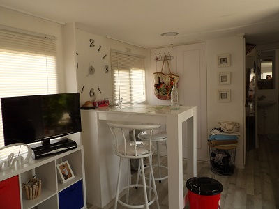 albir oasis park one bedroom mobile home for sale