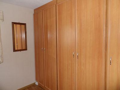Alucasa 10440 PA17 double bedroom wardro