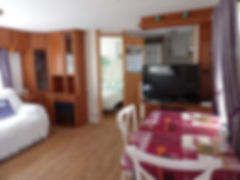 albir oasis park two bedroom mobile home benidorm