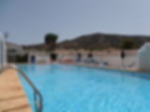 albir oasis park swimming pool