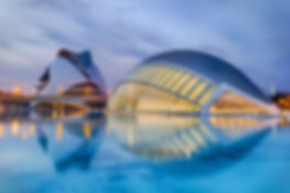 city of arts and sciences valencia