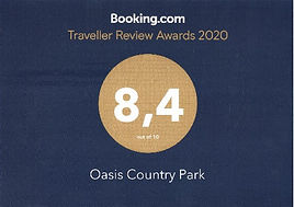 booking review oasis country park