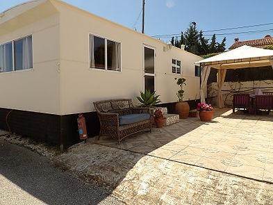 albir oasis park two bedroom mobile home lease near benidorm