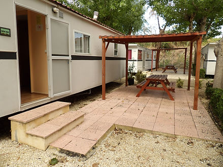oasis country park two bedroom mobile home
