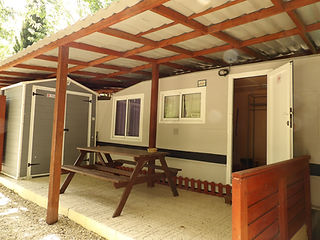 oasis country park private family caravan