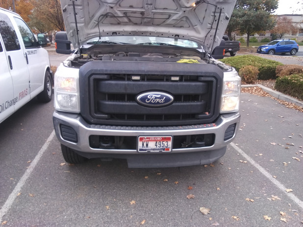 Ford F250SD
