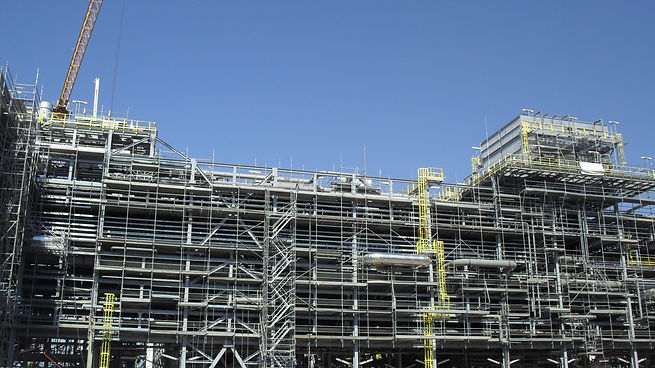Heavy Recidue Process Complex at LUKOIL