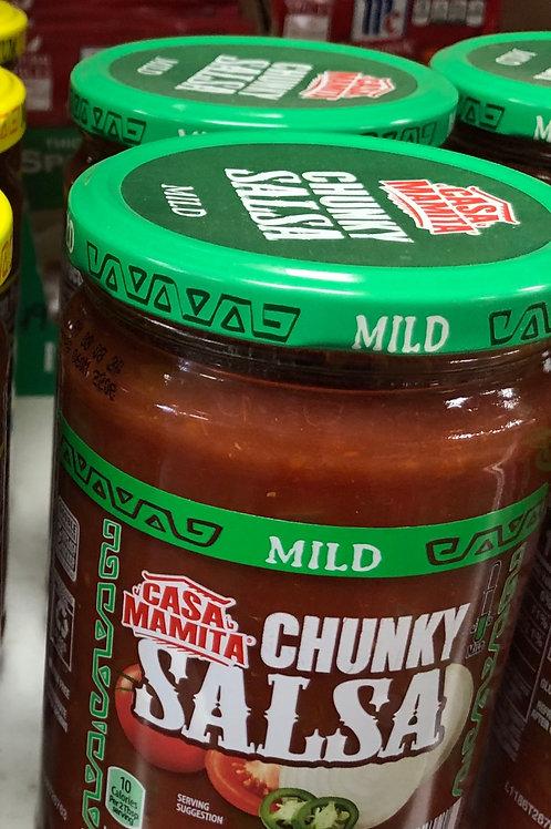 Casa Mamita Chunky Salsa Mild