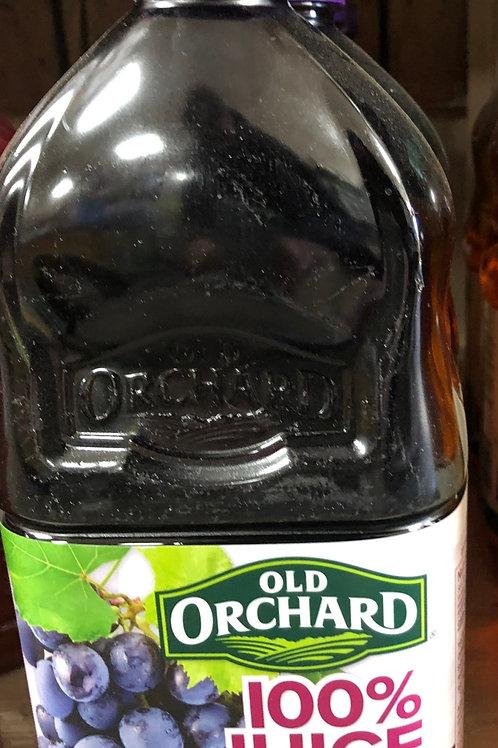 Old Orchard 100% Grape Juice 64 oz